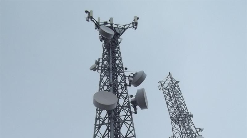 Yıldırımdan Korunma Baz İstasyonu Kuleleri - EvoDis Sistemi