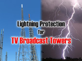 Lightning Protection for Radio&TV Broadcast Towers