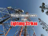 Lightning Prevention for Telecom Towers