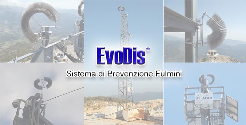 Protezione contro il fulmine per telecamere CCTV