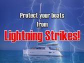 Marine Lightning Protection - Boats, Sailboats and Yachts