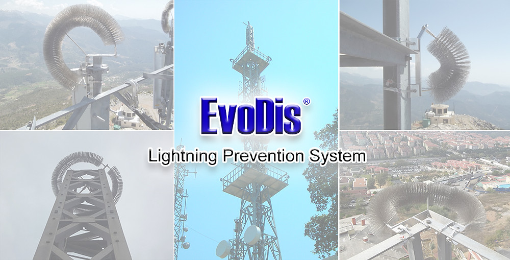 Lightning Protection for TV Broadcast Towers