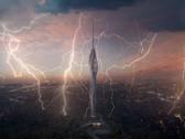 Çamlıca TV Kulesi'nin Yıldırımdan Korunması // EvoDis Yıldırım Engelleme Sistemi