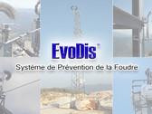 Protection contre la foudre pour les caméras de surveillance CCTV