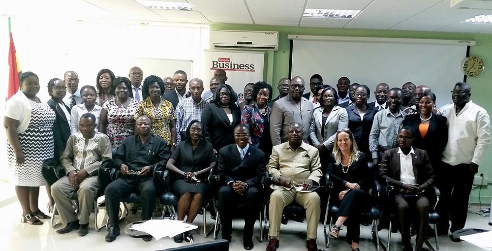Workshop PUCGS - Accra - Ghana