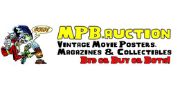 Movie Poster Bid Auctions