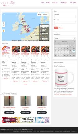 Bookastall web page