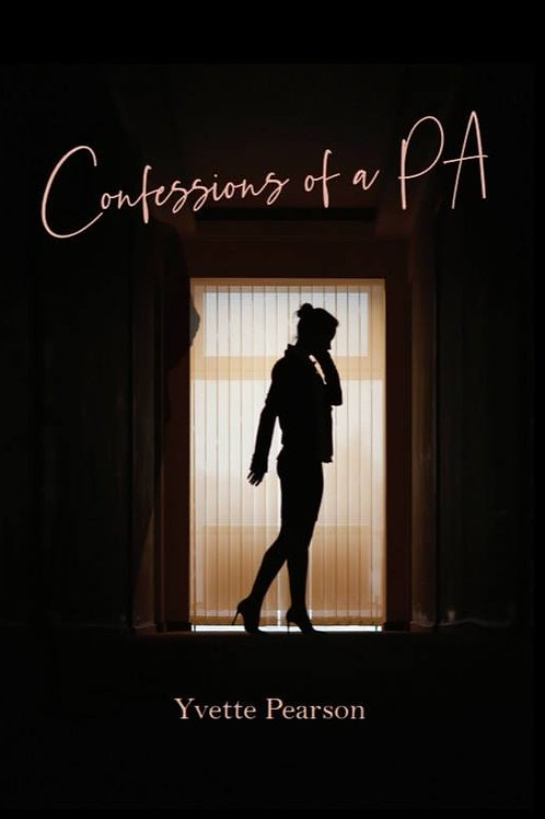 Confessions of A PA Book