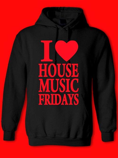 I ♥ House Music Fridays