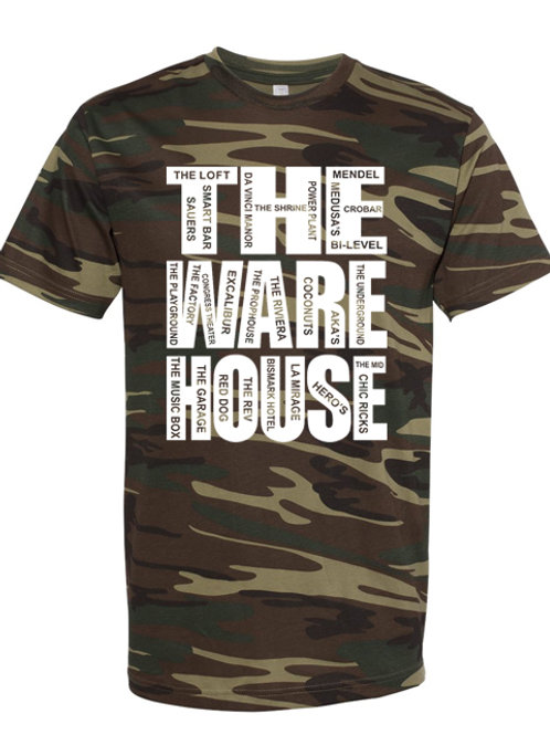 THE WAREHOUSE CAMO