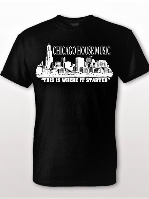 Chicago House Music