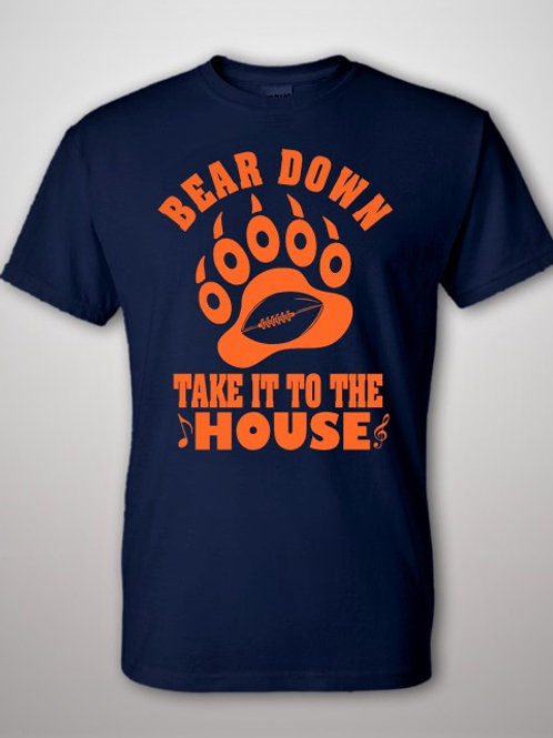 BEAR DOWN HOUSE
