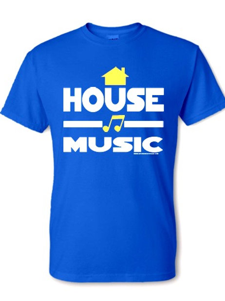 HOUSE MUSIC (SYMBOLS)