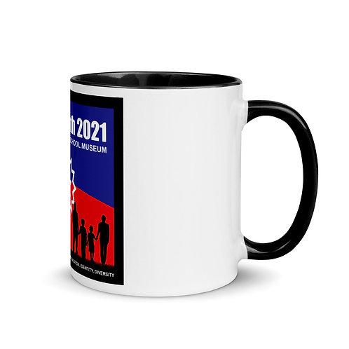 Juneteenth 2021 Mug with Color Inside