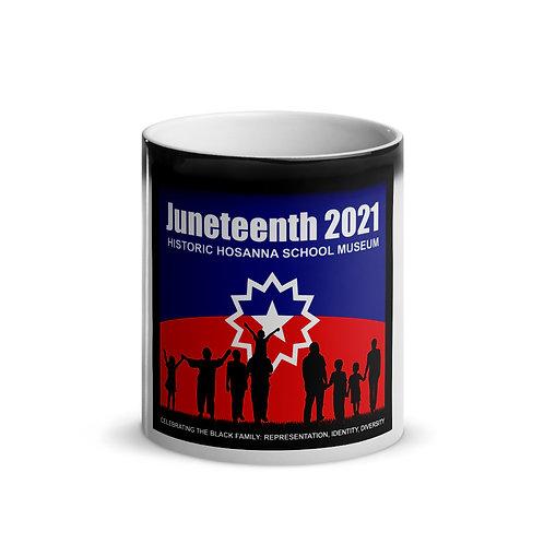 Juneteenth 2021 Temperature Activated Magic Mug