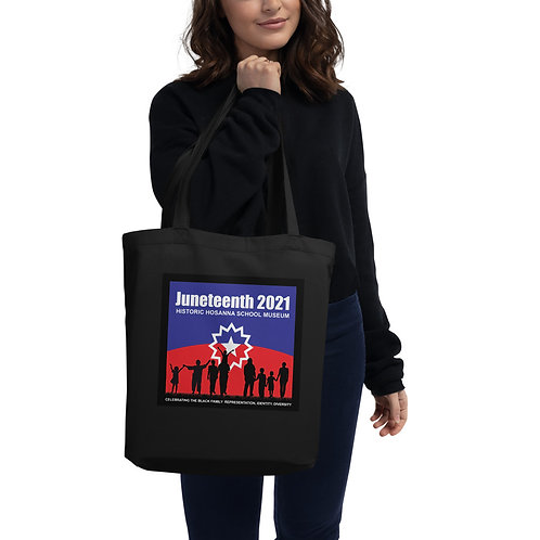Juneteenth 2021 Eco Tote Bag