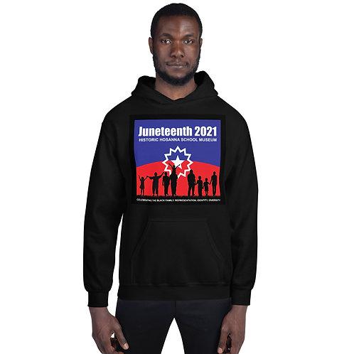 Juneteenth 2021 Unisex Hoodie