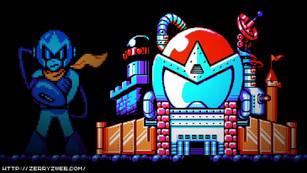Darkman (Protoman's Fortress)