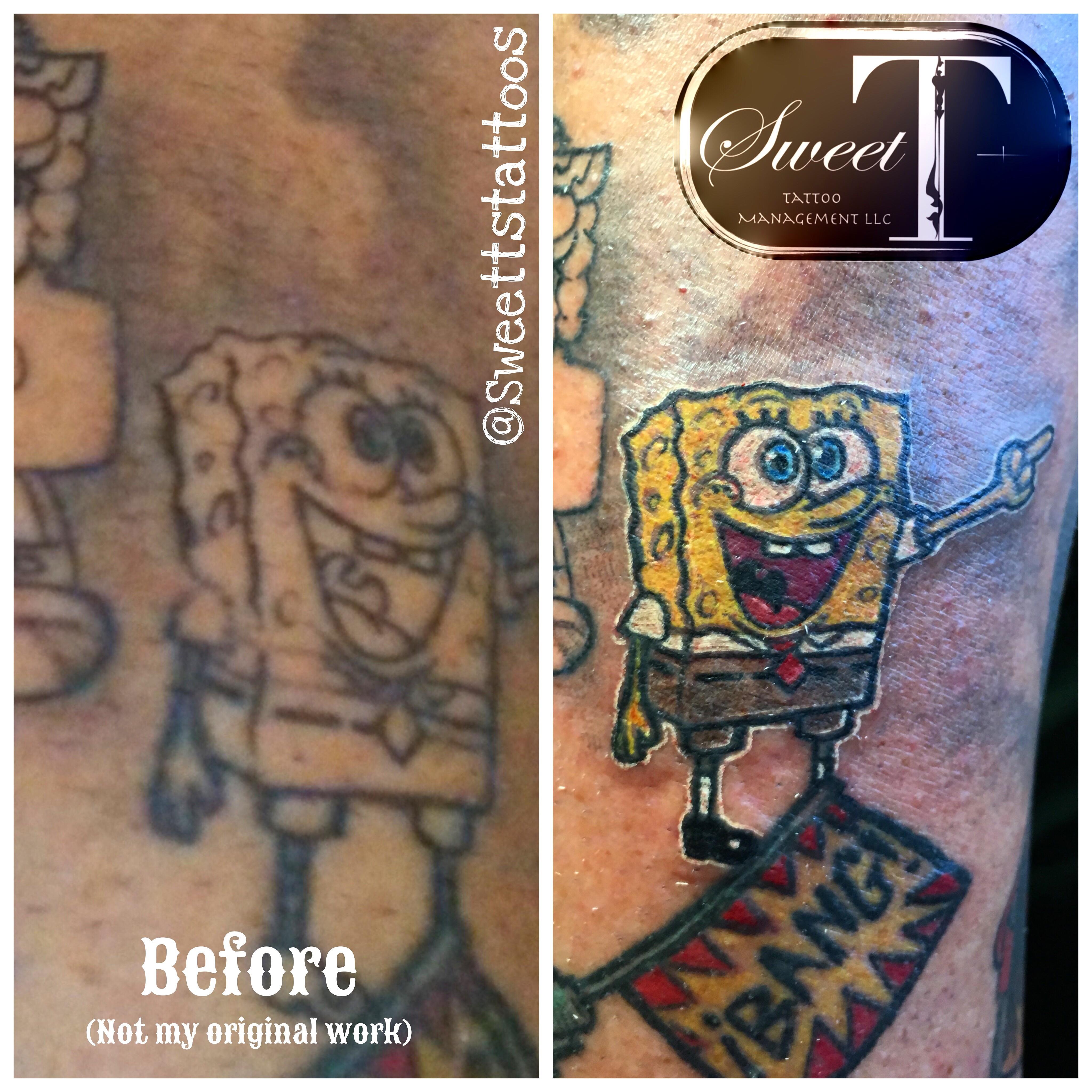 Micro Spongebob