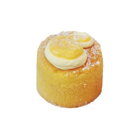 C304 Flourless Lemon Individual Cake