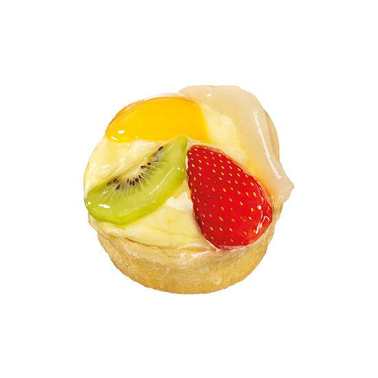 C330 Fruit Flan Individual Tart
