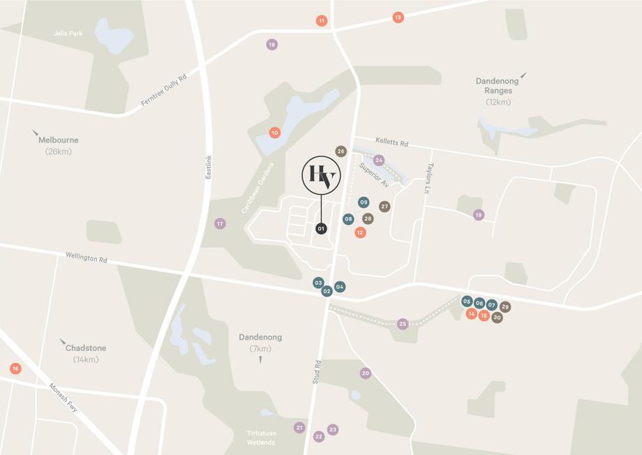 Hillview Map Stray Orbit