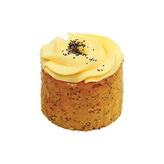 C301 Orange and Poppyseed Individual Cake