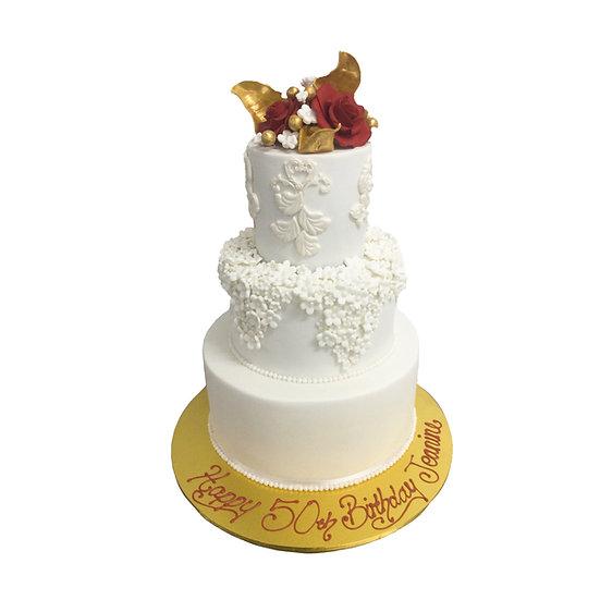 W118 Wedding Cake