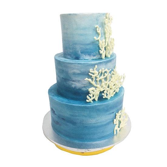 W130 Wedding Cake
