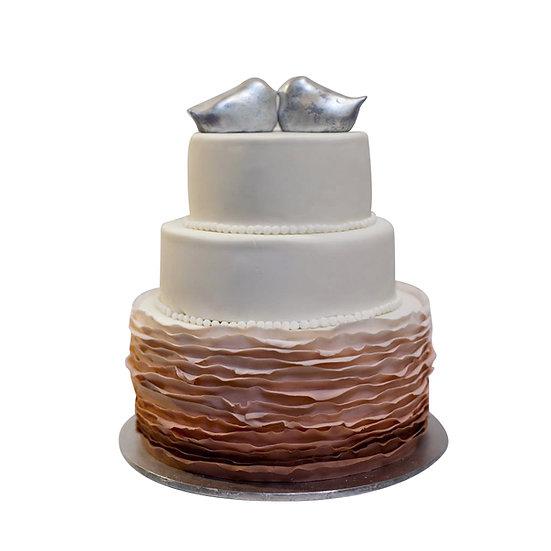 W116 Wedding Cake