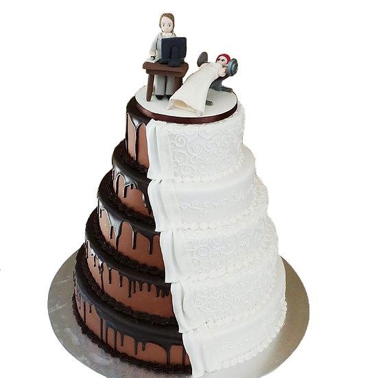 W110 Wedding Cake