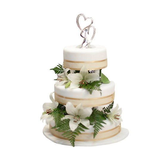 W103 Wedding Cake