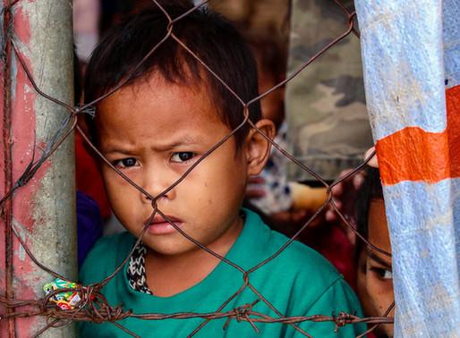 Our position on Children in Australian detention centres