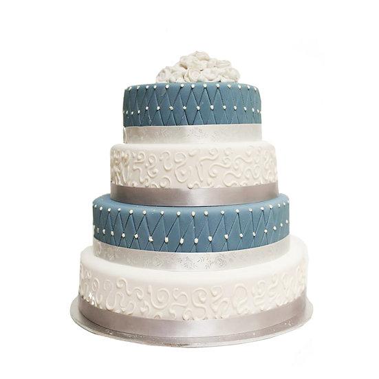 W131 Wedding Cake