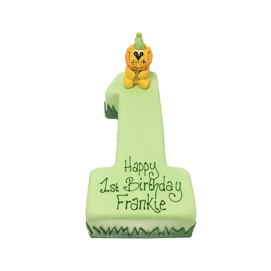 NC106 Number Cake