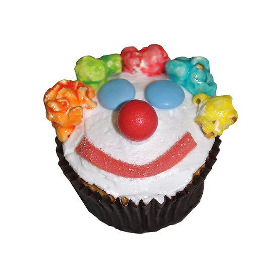 C503 Clown Cupcake