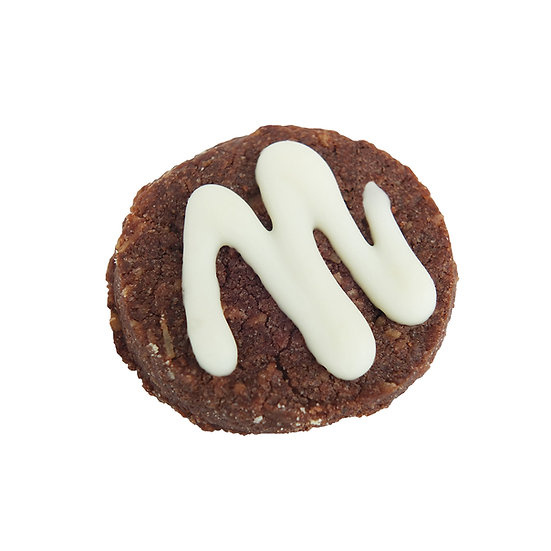 B123 Chocolate Mini Conference Biscuit