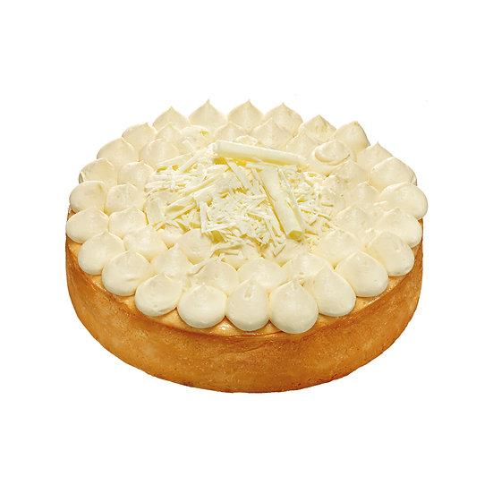 C233 White Chocolate Cheesecake - Baked