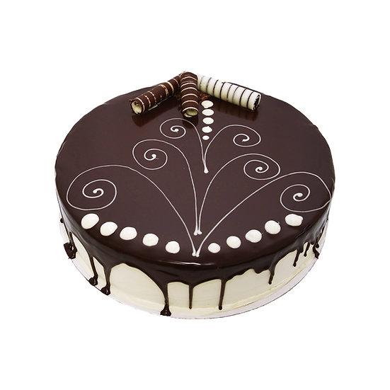 C213 Chocolate Ripple