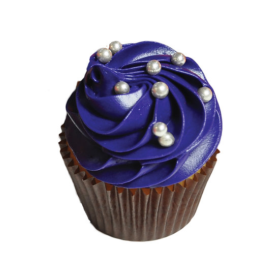 C507 Mini Purple Cupcake