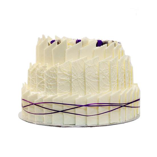 W123 Wedding Cake