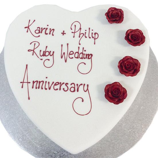 W126 Wedding Cake