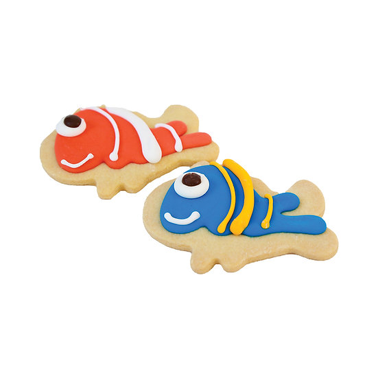 B101 Clown Fish Biscuit