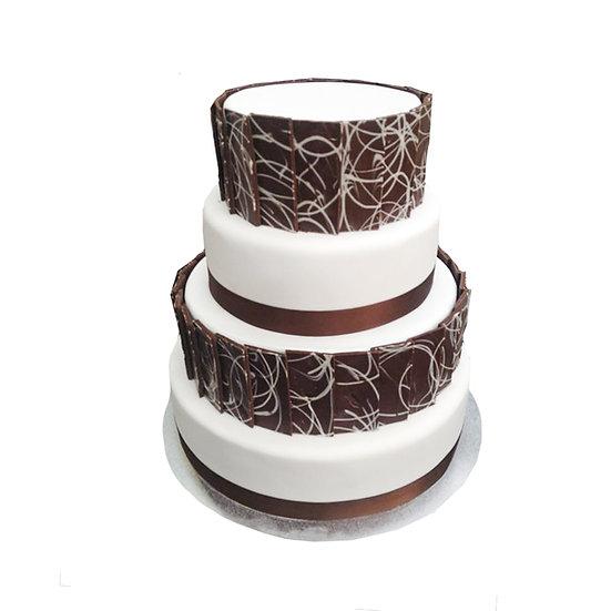 W108 Wedding Cake