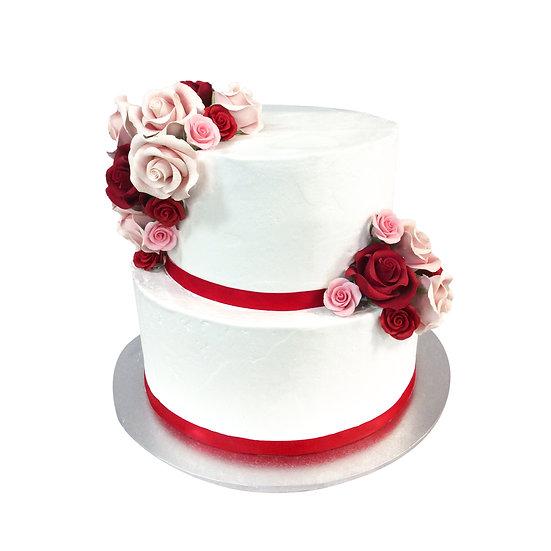 W111 Wedding Cake