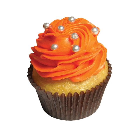C508 Mini Orange Cupcake