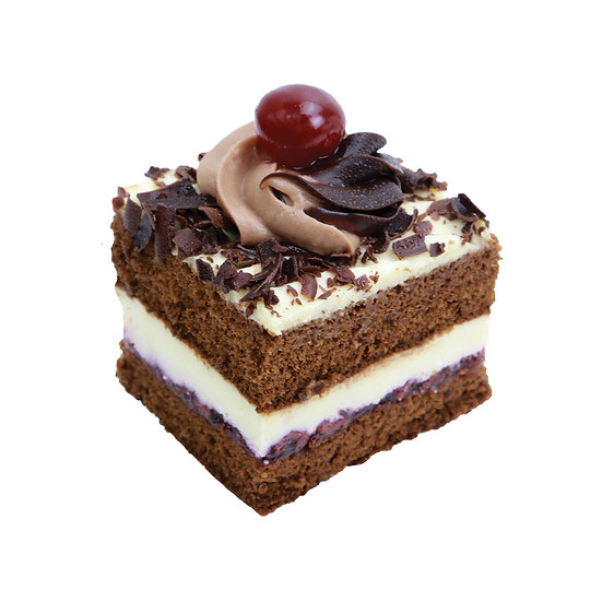 C307 Black Forest Individual Cake