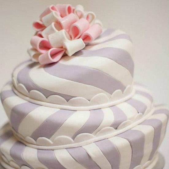 W133 Wedding Cake