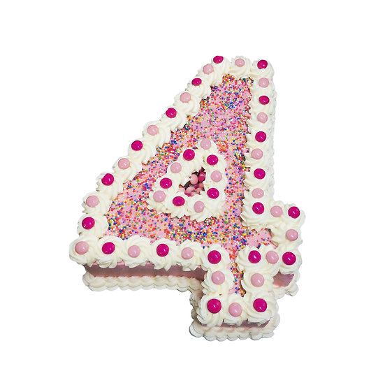 NC109 Number Cake