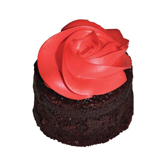 C332 Red Velvet Individual Cake